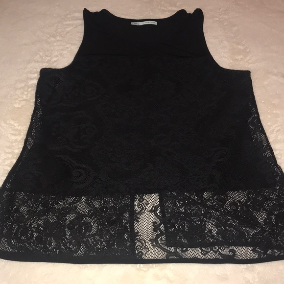 Maurices Tops - Lace Tank